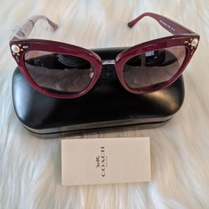Coach HC8266H women Sunglasses